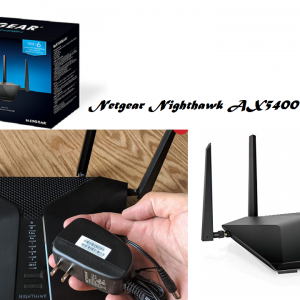 NETGEAR Nighthawk AX5400 Review ,RAX50 WiFi 6 Router Bonus Guide