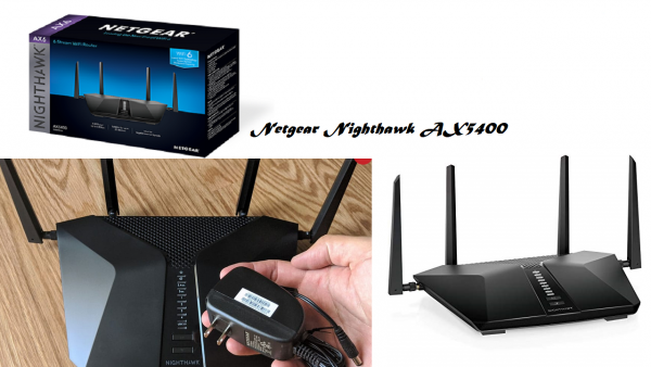 NETGEAR Nighthawk AX5400 Review